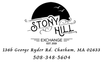 Stony Hill Exchange, a Local Chatham Florist & Cape Cod Gift Center