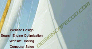Design Cape Cod - Cape Cod Website Design