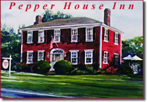 Pepper House Inn, Brewster, Cape Cod